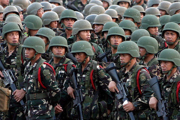 filipino soldiers Launching of the filipino veterans recognition and education project  of the filipino veterans recognition and education  200,000 filipino soldiers.